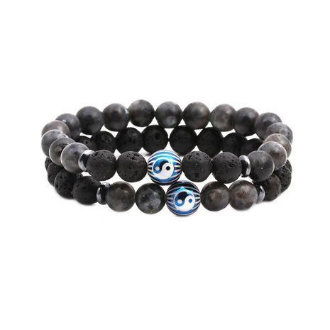 Bracelets et bracelets unisexes en pierre naturelle de cuivre NHYL126025's discount tags