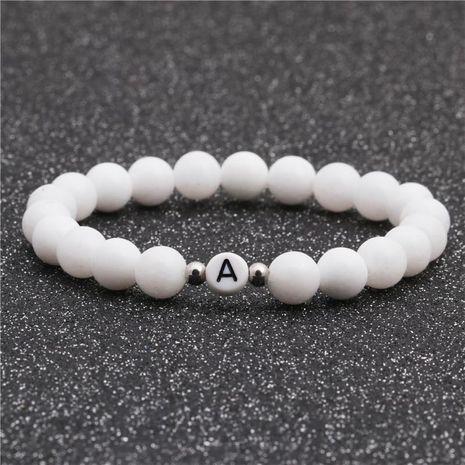 Perles de pin blanc unisexe Bracelets et bracelets en cuivre NHYL126039's discount tags