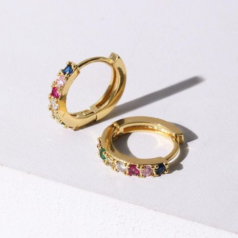 Womens Rhinestone Alloy Earrings NHJJ130402's discount tags