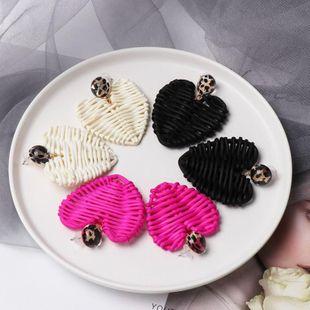 Vintage love tree vine handmade earrings NHJJ132985's discount tags