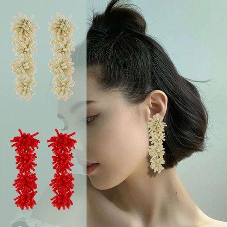 Womens handmade alloy Earrings NHKQ133067's discount tags