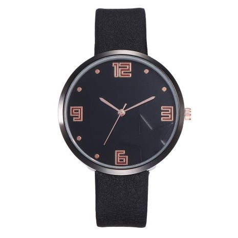 Fashion creative five-pointed star digital oil pressure surface quartz wrist watch NHHK133166's discount tags