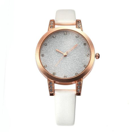 Stylish and minimalist rhinestone star watch NHHK133205's discount tags