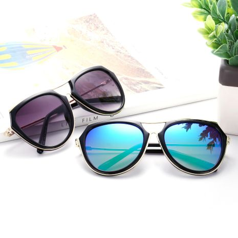 Fashion trend true color polarized children's sunglasses NHFY133286's discount tags