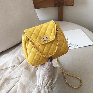 Summer wild rhombic ocean chain small square bag NHXC133458's discount tags