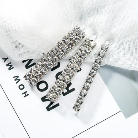 Fashion Women Rhinestone Hair Clip Set NHJE133624's discount tags