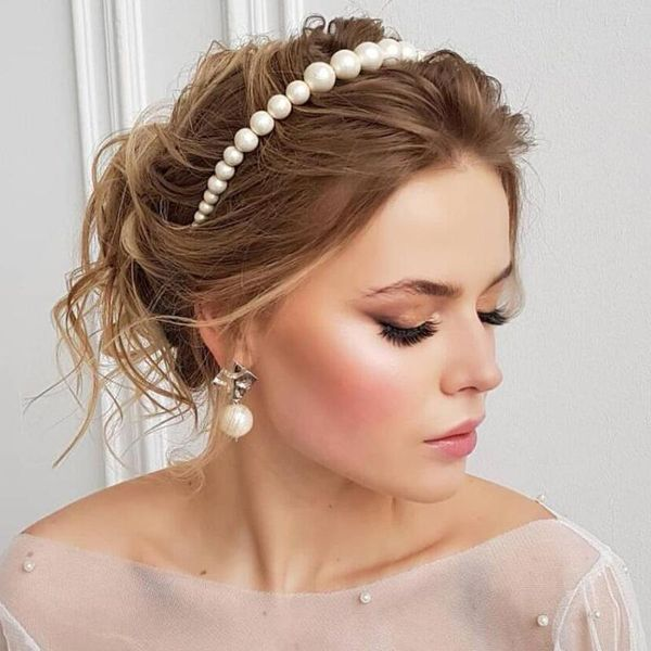 Fashion women beads headband NHJJ133808