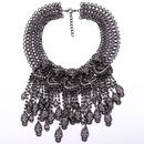 Fashion women skull necklace NHJQ133724