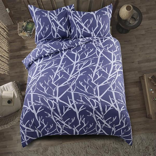 Softest Multi-Piece Set Comforter Sheet Covered Pillow Case US/AU/EU size NHSP134513