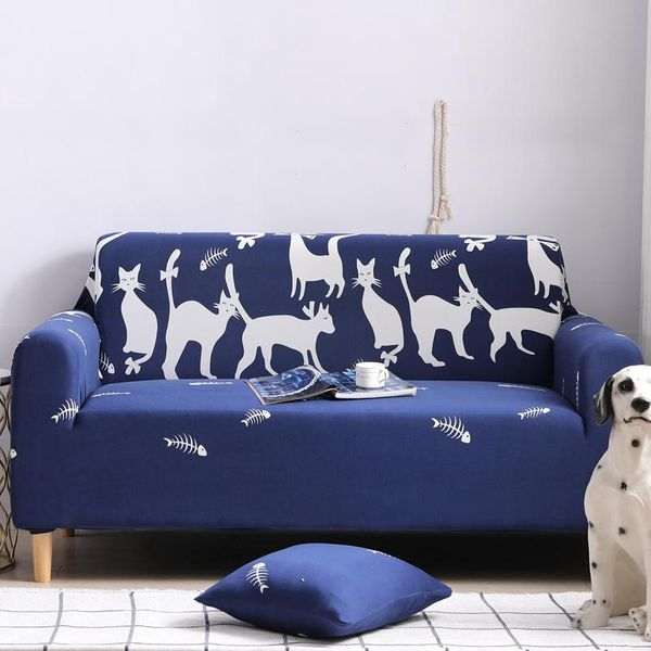 Comfortable cartoon sofa cover slipcover cushion for multiple seats NHSP134605