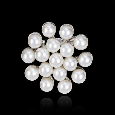 Joyas de aleación de perlas con incrustaciones geométricas Danrun Broches para mujer NHDR134721's discount tags