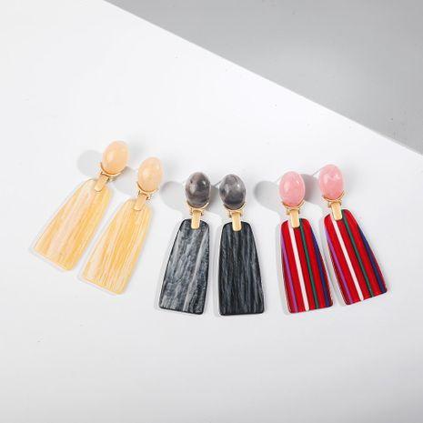 Pendientes de acrílico simples de moda vintage NHLL134783's discount tags