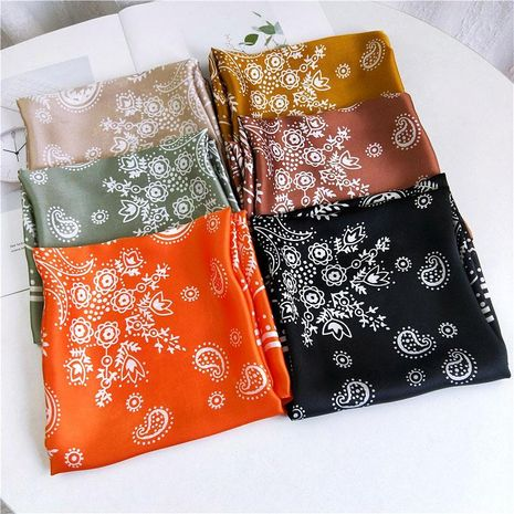 Fashion wild decoration art Korean small scarf NHMN134988's discount tags