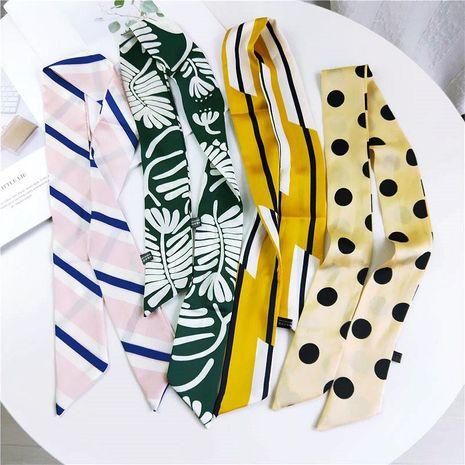 Fashion Ribbon Wristband Ribbon Ribbon Scarf NHMN135056's discount tags