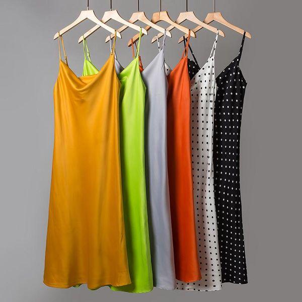 Fashion dot polka-dot dress NHAM135065