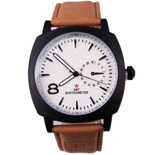 Matte belt military watch NHMM135091's discount tags