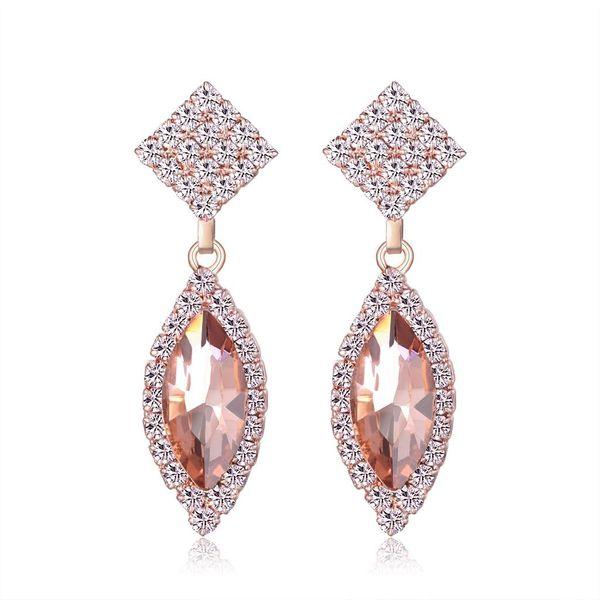 Fashion Vintage Tassel Alloy Earrings NHDR135124