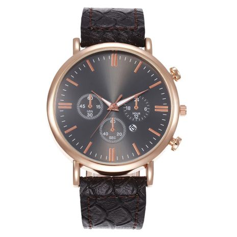 Fashion casual calendar quartz watch NHHK135209's discount tags