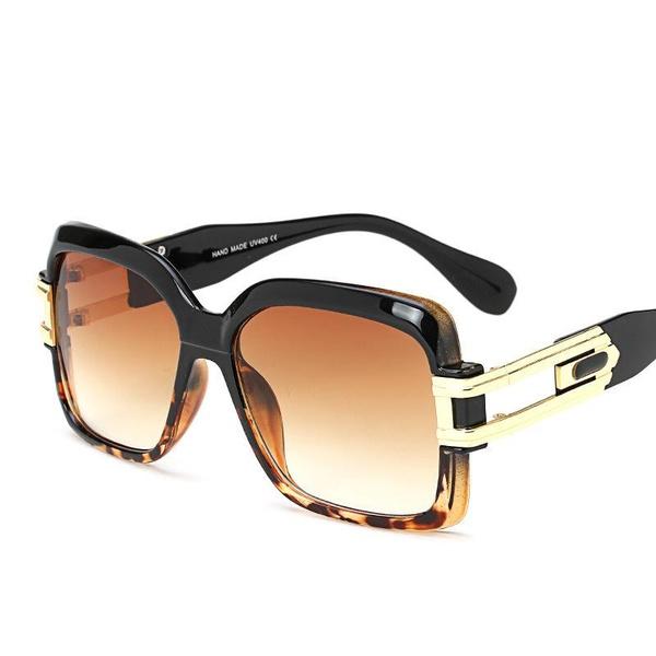 European and American retro fashion big box sunglasses NHFY135236