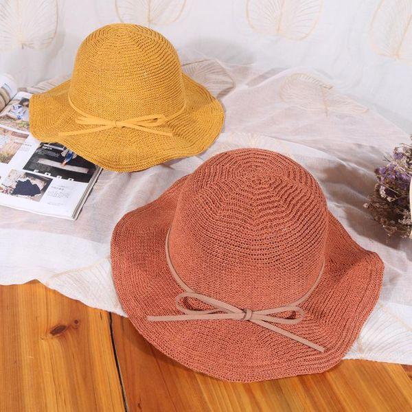 Summer Korean version of the wild sun hat sunscreen face sun hat NHHY135245