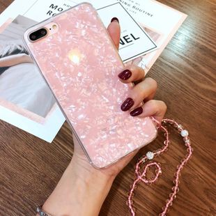 Mirrored Apple Silicone Luxury Diamond Bracelet Phone Case NHJP133344 For iphone XS's discount tags