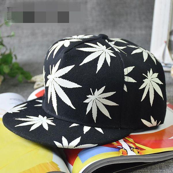 New baseball cap maple leaf cap NHXO135334