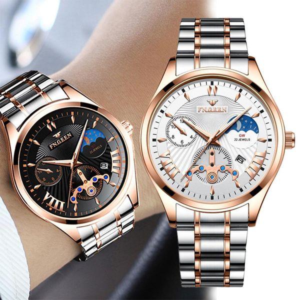 Fashion creative luminous with calendar quartz watch NHUP135351