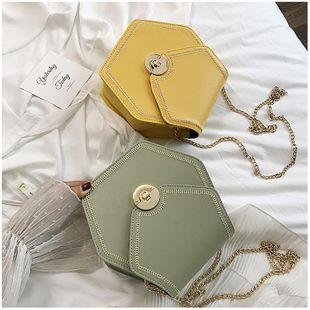 Popular chain slanting female wild shoulder bag NHXC135429's discount tags