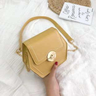 Korean version of the wild foreign gas chain shoulder bag NHXC135539's discount tags