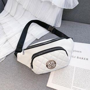 Fashion simple Korean casual sports bag NHTC135567's discount tags