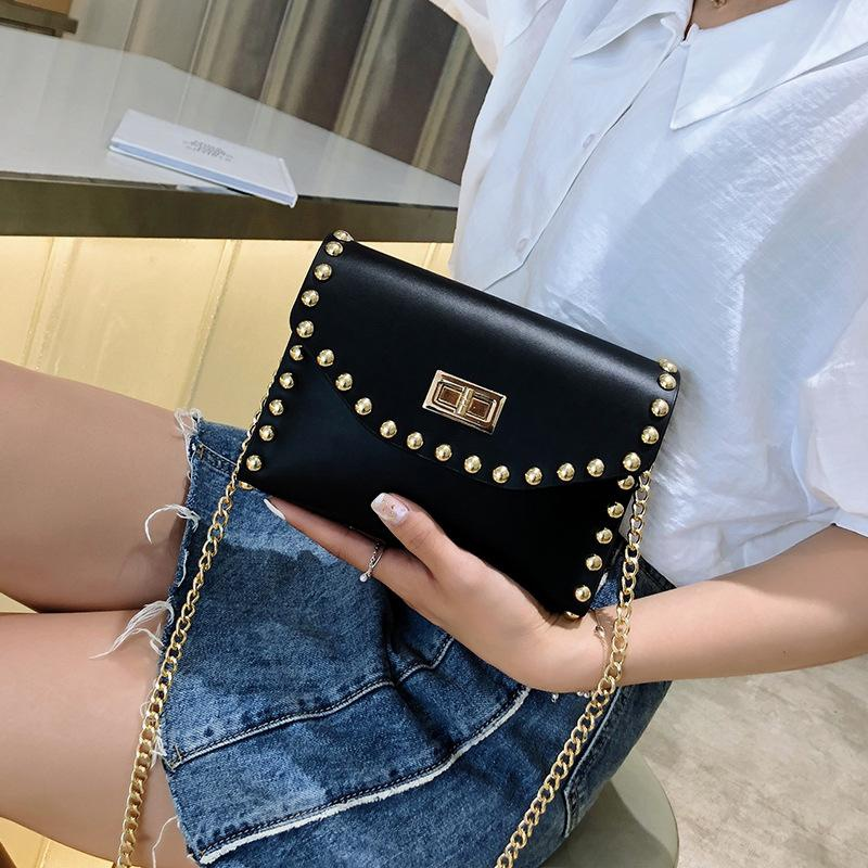 Summer small bag, versatile chain bag NHTC135572