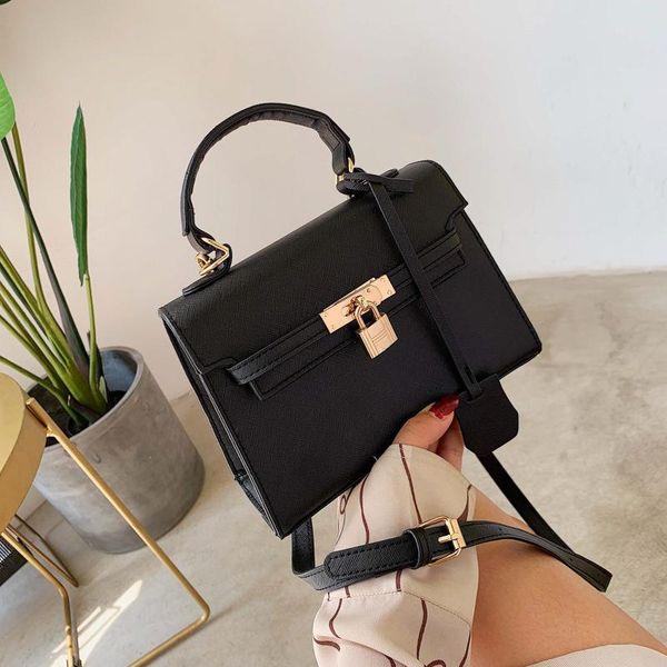 Fashion simple messenger handbag NHTC135597