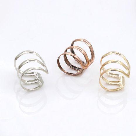 Fashion women U-shaped ear cuff clip earrings alloy alloyen NHDP136114's discount tags
