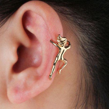 Fashion women athletes ear cuff clip earrings alloy alloyen NHDP136115's discount tags