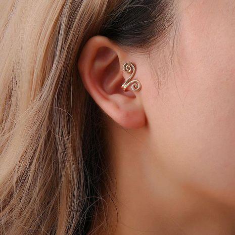 Fashion women aussie cuff clip earrings alloy alloyen NHDP136118's discount tags