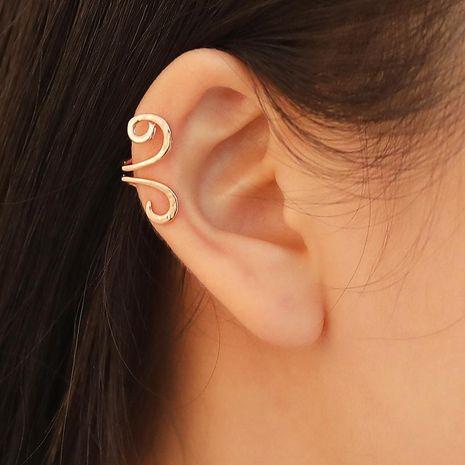 Fashion women ear cuff clip earrings alloy alloyen NHDP136134's discount tags