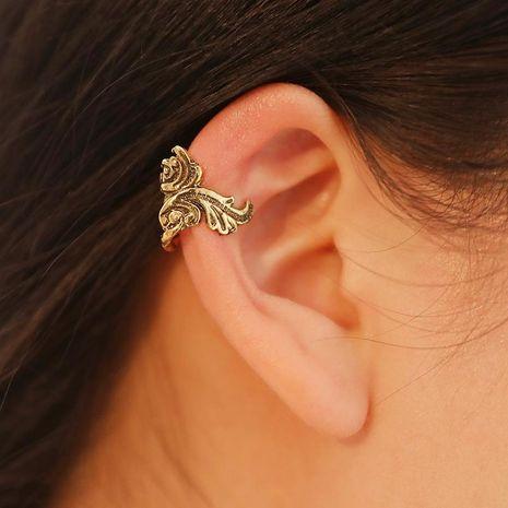 Fashion women fishtail ear cuff clip earrings alloy alloyen NHDP136135's discount tags