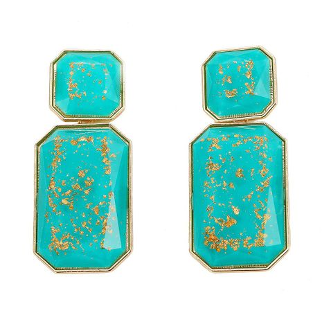 Fashionable temperament gemstone earrings NHJQ136375's discount tags