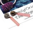 NHOM146232-Pink-earrings