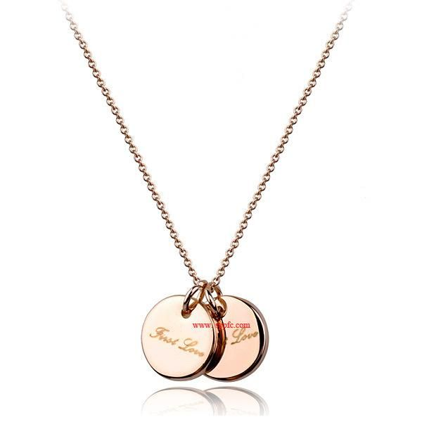 Womens geometric plating alloy red apple jewelry Necklaces NHLJ136895