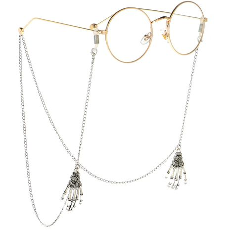 Palm metal glasses chain NHBC137258's discount tags