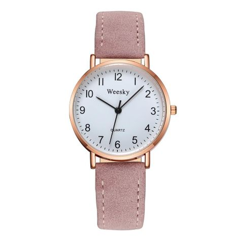 Fashion fresh and ultra-thin casual watch NHSY137345's discount tags