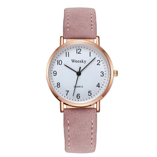 Fashion fresh and ultra-thin casual watch NHSY137345