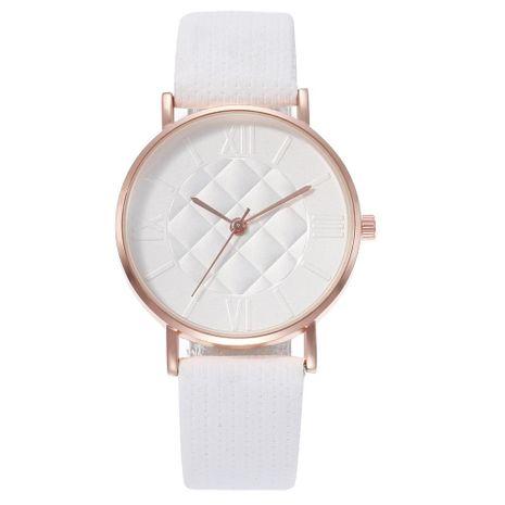 Creative pineapple horse scale simple casual quartz wrist watch NHHK137478's discount tags