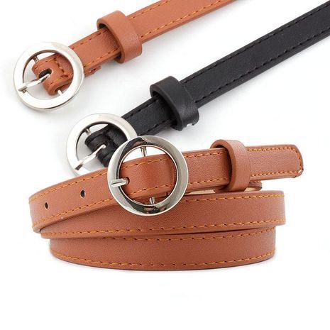 Wild fine student decorative pants belt NHPO137491's discount tags