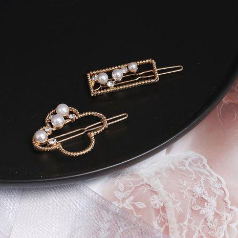 Elegante accesorio para el pelo minimalista de perlas. NHJJ137985's discount tags