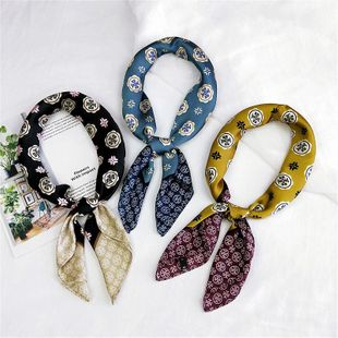 Primavera, verano y verano pañuelo pequeño coreano salvaje NHMN138512's discount tags