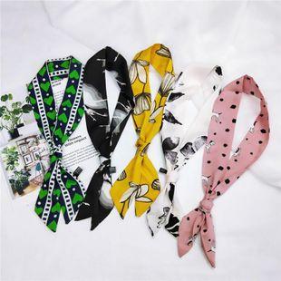 Verano atado bolsa envuelta asa cinta delgada bufanda pequeña NHMN138535's discount tags