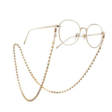 Rhinestone anti-skid glasses chain NHBC131150's discount tags
