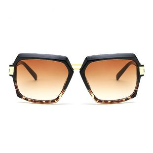 Fashion unisex round myopia multicolor NHFY131170's discount tags